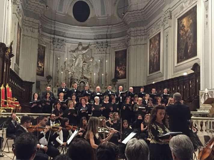 27 SETTEMBRE 2018 – CONCERT FOR LISA – Molfetta, Cattedrale